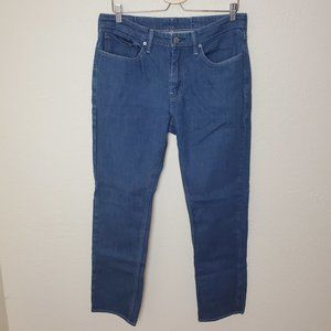 Levi's 511 Black Label Blue Jeans Size 34 x 32